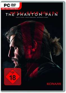 [Amazon] Metal Gear Solid V: The Phantom Pain (PC)