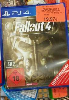 Fallout 4 ps4 [lokal] toys r us