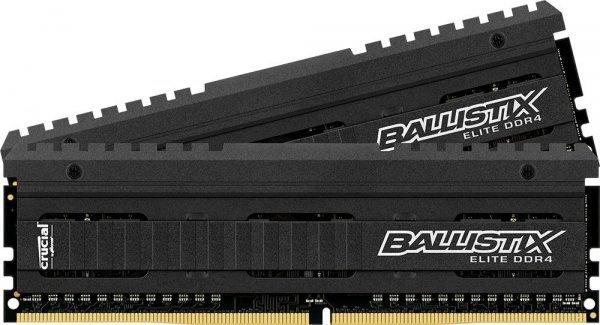 [Amazon.co.uk] Crucial Ballistix Elite DDR4 RAM Kit 16GB (2 x 8GB) 2666 MHz / PC4-21300 CL16 288 Pin DIMM für 68,91 €