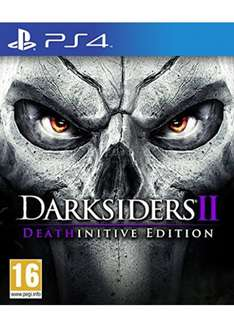 Darksiders 2 - Deathinitive Edition - [PlayStation 4] inkl. Vsk für ~ 18,90 € > [base.com]