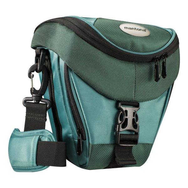 Mantona Premium Colt SLR Kameratasche grün @Amazon Prime 12,99€ oder redcoon 14,98€ inkl