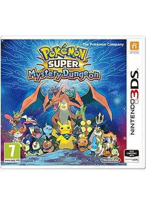 [Base.com] Pokémon: Super Mystery Dungeon - Nintendo 3DS - für 29,80€ inkl. VSK