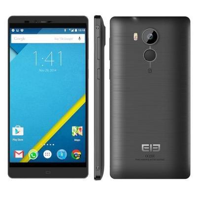 ELEPHONE VOWNEY 4GB Helio X10 MTK6795 1.9GHz Octa Core 5.5 Zoll 2K Bildschirm Android 5.1 4G LTE