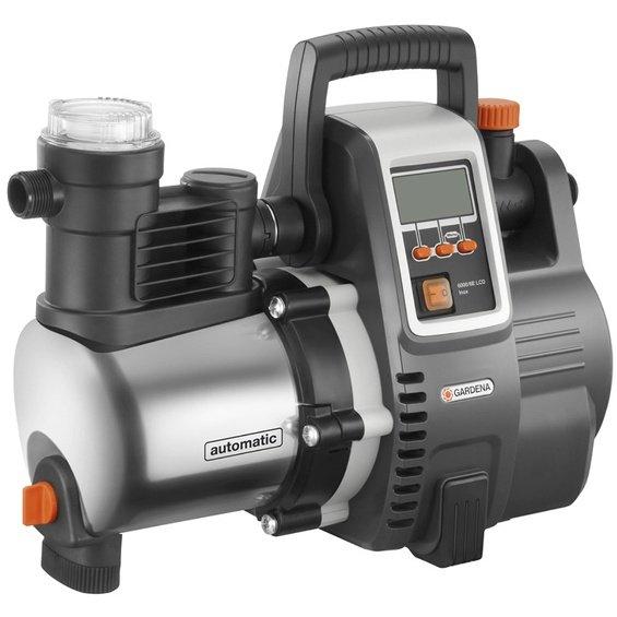 Gardena Premium Hauswasserautomat 6000/6E LCD Inox OBI oder Gardena Drucktauchpumpe 6000/5 automatic, evtl. TPG bei Hornbach und Bauhaus möglich