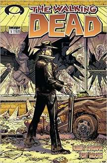 The Walking Dead - 1. Teil des 1. Bandes (Comic, Englisch) @Amazon-Kindle
