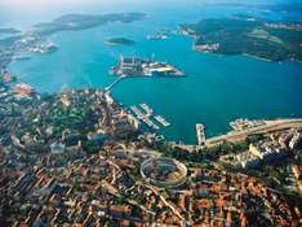 Kroatien 5 Tage mit Flügen und Unterkunft im schönen Ort Pula