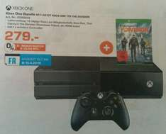 """[Lokal Wesel] Xbox One 1TB bundle mit """"The Division"""""""