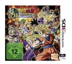 3DS Dragon Ball Z: Nindroids €29.99