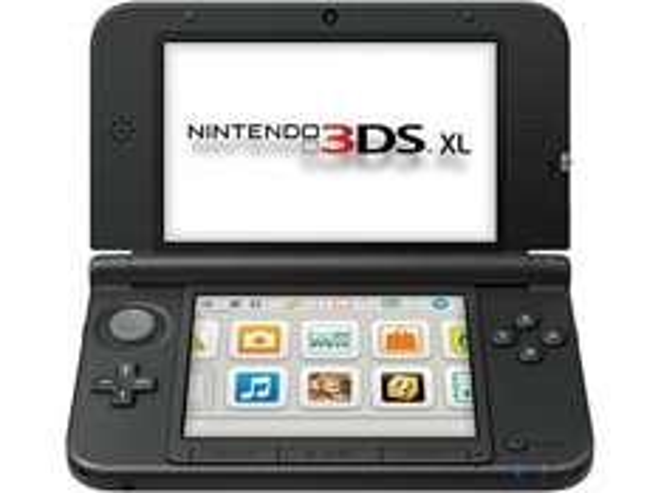 [Saturn.de]: Nintendo 3DS XL schwarz