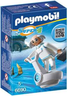 Amazon Plus Produkt PLAYMOBIL 6690 - DR X (und andere)