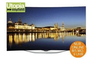 LG 55EC930V - 55 Zoll OLED TV von LG im Curved Design FULL HD Saturn Online