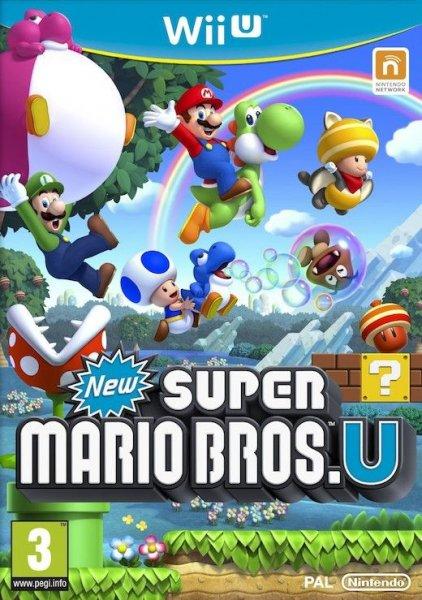 [REAL, deutschlandweit] Nintendo, Wii U Spiel New Super Mario Brothers