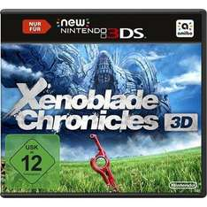 [LOKAL, Medimax Dortmund] Xenoblade Chronicles 3D (New Nintendo 3DS only)