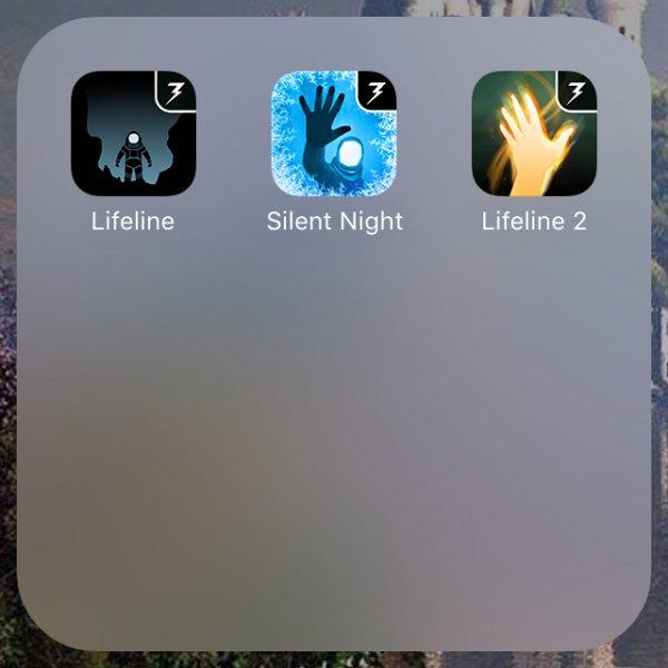 Lifeline Bundle vervollständigen anstatt 1,99€ IOS für Lifline 1 Besitzer?