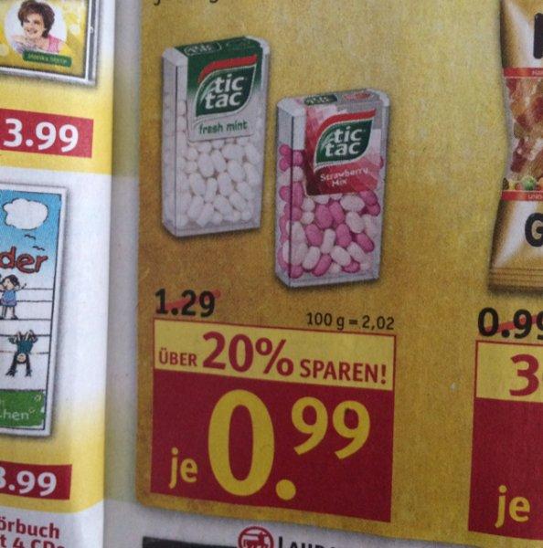 Rossmann - Tic Tac