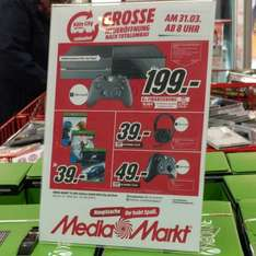 [Lokal] Microsoft XBOX One 500GB Media Markt Köln City