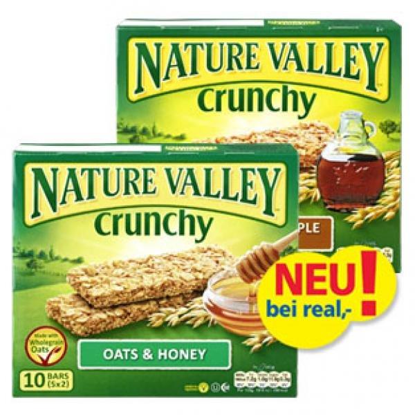 [REAL] Nature Valley Müsliriegel für 0,79€ (Angebot+Coupies)