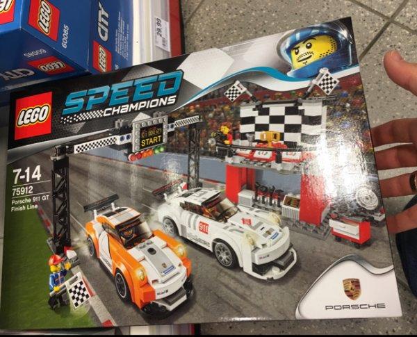 Lego Speed Champions 75912 Lokal Rossmann Bad Oldesloe für 35€