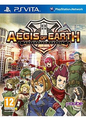[base.com] Aegis of Earth: Protonovus Assault [PS VITA] / [PS3] für 26,15€ / [PS4] für 34,76€ inkl. Versand [Vorbestellung]