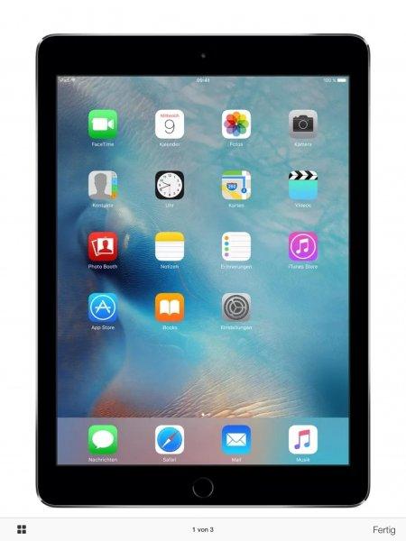 "Apple iPad Mini 3 20,1 cm (7,9"") 128 GB für 358,13 Euro, 128 GB LTE für 429,53 Euro  @viking.de zus. 5 % qipu"