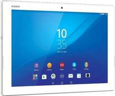 "[Notebooksbilliger] Sony Xperia Z4 Tablet 32GB WiFi weiß, 10,1"" 2k IPS Display, Octa-Core, 3GB RAM, Android 5 (6 Update) für 449,-€ Versandkostenfrei"