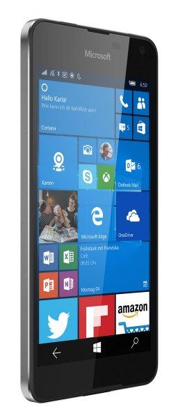 [Ebay] Microsoft Lumia 650 LTE, schwarz, 12,7cm Display, Windows 10,16GB erweiterbar für 169,90€