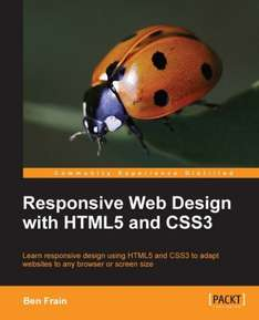 [Packt Publishing] Responsive Web Design with HTML5 and CSS3 - Kostenloses eBook über Webentwicklung