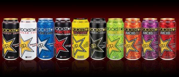 [lidl]  Rockstar Energy versch. Sorten für 0,99€
