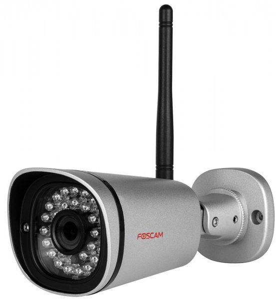 Foscam FI9900P, IP-Kamera für Außen, FHD, 2 MP, IR, WLAN, FTP bei notebooksbilliger.de