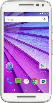Motorola Moto G 3. Generation Smartphone (12,7 cm (5 Zoll) HD Display, 4G, 16 GB Speicher, Android 5.1.1> Android 6.0)  weiß inkl. Vsk für 175,52 € > [amazon.fr] > Blitzangebot
