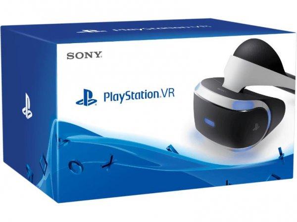 Media Markt - SONY PlayStation VR 399,- (Lieferung Oktober) Sofort Zugreifen - auch im Markt abholen möglich