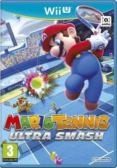 [Amazon.co.uk] Mario Tennis: Ultra Smash - Nintendo Wii U - für 25,35€ inkl. VSK