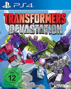 [ebay.de] Transformers Devastation - Playstation 4 - für 17€ inkl. VSK