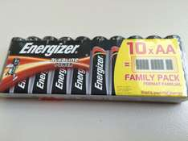 [Kaufland Lokal] Energizer AA LR6 10 Stk. für 0,99€ ( PVG 5,00€)