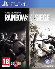 Tom Clancy's Rainbow Six: Siege (Nordic) COOLSHOP 36,95 €