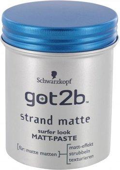 [Rossmann] Got 2b Wax (Strand Matte, Chaos, Istylers) ca 60% Ersparnis! - für effektiv 1,38€