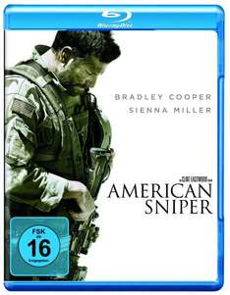 (Amazon Prime) American Sniper (Blu-ray) für 7,97€