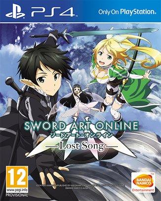 [game.co.uk] Sword Art Online: Lost Song - Playstation 4 - für 24,86€ inkl. VSK