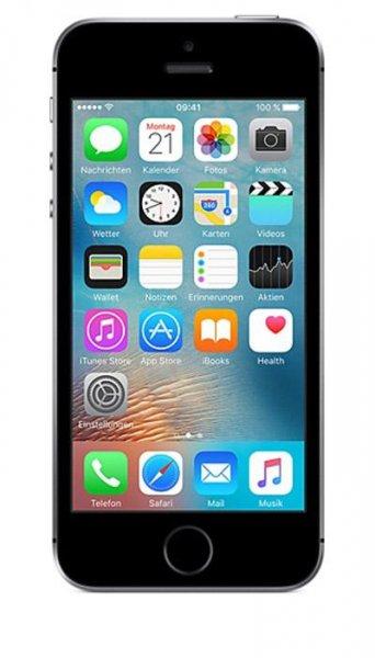 IPhone SE Handy mit Vertrag im Blau All 1.8 GB für 22,99€ im Monat