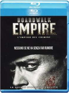 (Amazon.es) (BluRay) Boardwalk Empire Staffel 5