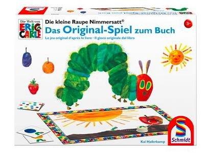 [babywalz.de] Kinderspiel Die kleine Raupe Nimmersatt von Schmidt Spiele für 14,94€ statt ca. 20€
