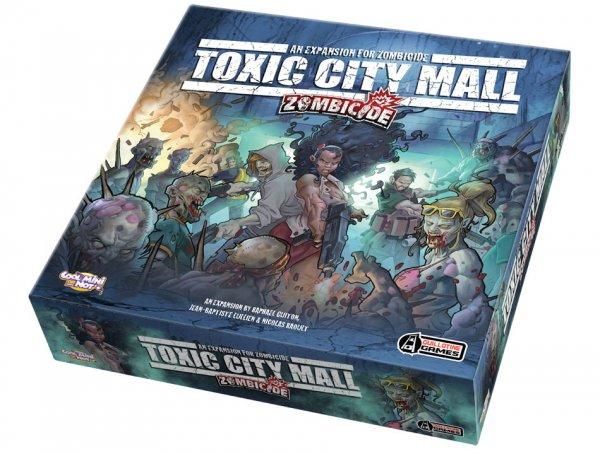 [Alternate] Zombicide - Toxic City Mall (Erweiterung) | Brettspiel | 38 % Ersparnis | nur 27,94€