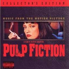 [amazon.de] Pulp Fiction Soundtrack CD, Collectors Edition + kostenlose mp3 Version