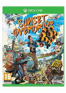 (Base.com) Sunset Overdrive (Xbox One) für 11,41€