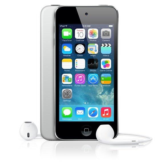 iPod touch 16 GB – Schwarz & Silber (5. Generation) generalüberholt @Apple