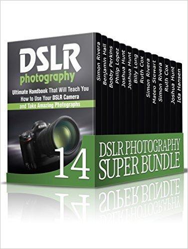 DSLR Fotografie Bundle (14 eBooks) Kostenlos