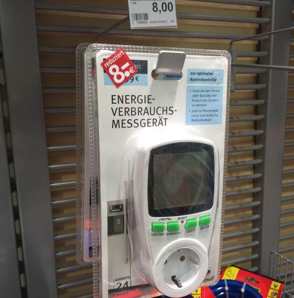 Energieverbrauchsmessgerät Rossmann Bundesweit?