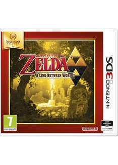 (Base.com) Legend of Zelda A Link Between Worlds (3DS) für 15,39€