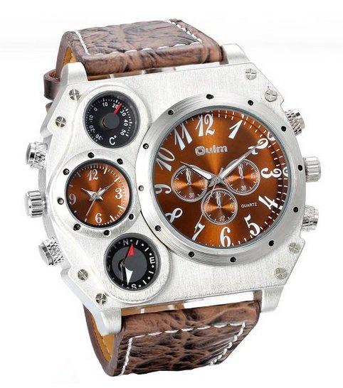 Schauderhaft schöne Uhren für den besonderen Geschmack