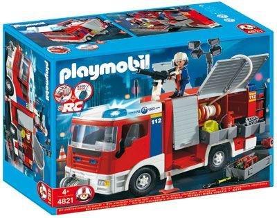 PLAYMOBIL 4821 - Feuerwehr-Rüstfahrzeug für 30,98€ @duo-shop.de | VGP 39,90€ -> Ersparnis 22%